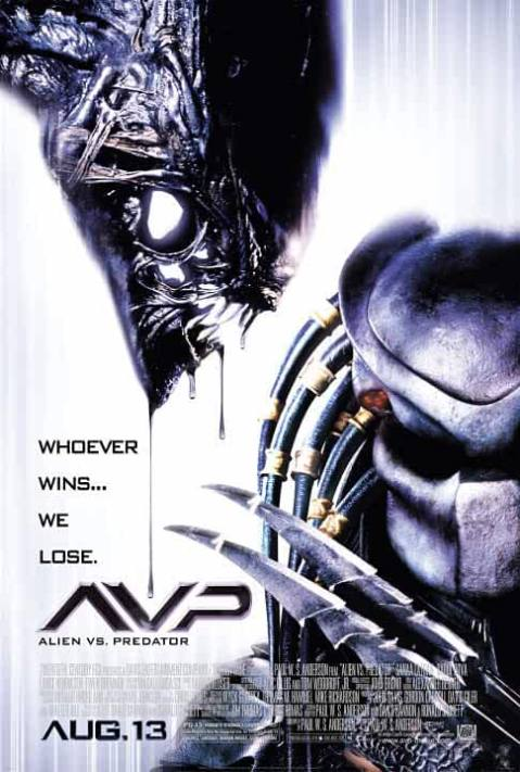 Download Alien vs. Predator (2004) BluRay 480p [300MB] | 720p [1.5GB] | Dual Audio {Hindi English}