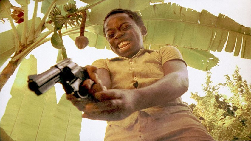 Douglas Silva in Cidade de Deus (2002)