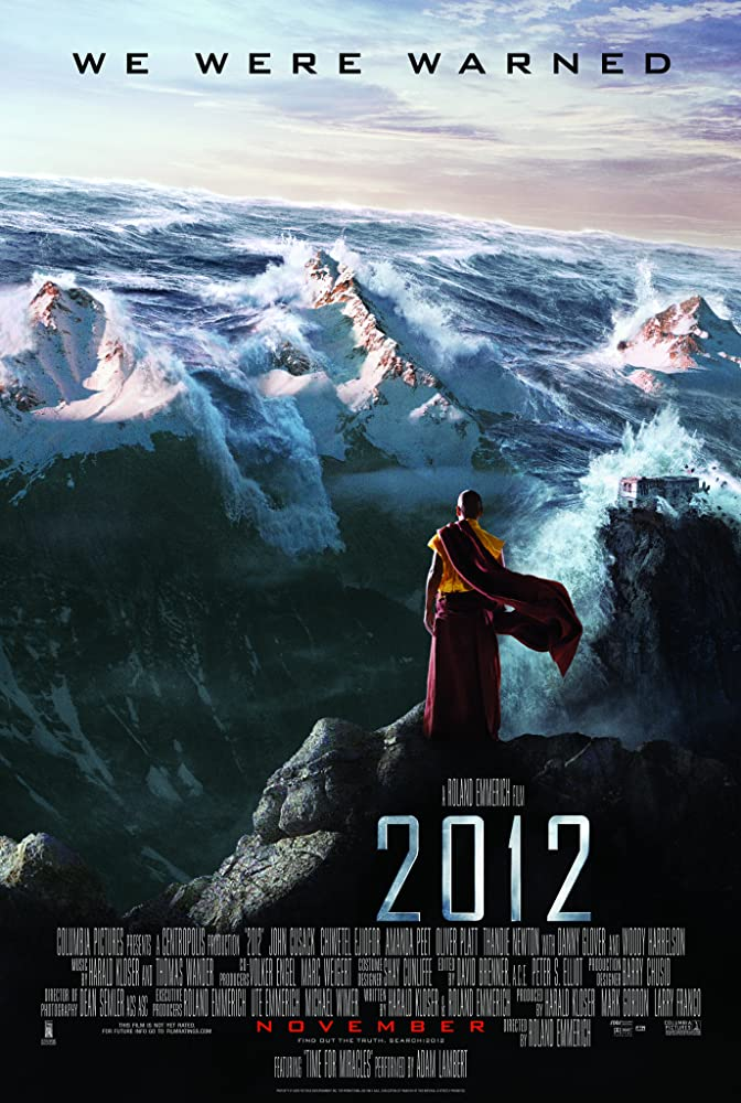 2012 – 2009 Movie BluRay Dual Audio Hindi Eng 500mb 480p 1.6GB 720p 5GB 1080p
