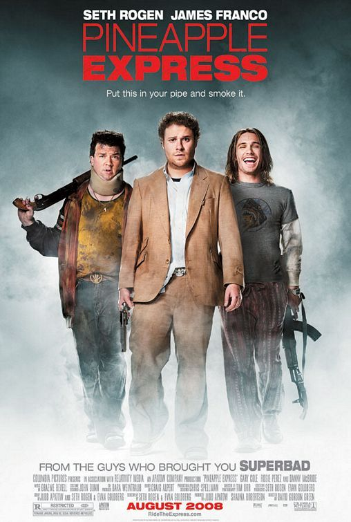 Pineapple Express 2008 Dual Audio Hindi 720p BluRay UNRATED