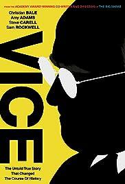 Vice: Der zweite Mann Poster