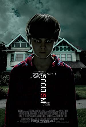 Poster do filme - Sobrenatural - Garoto sombrio