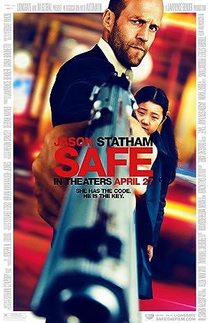 Download Safe (2012) Dual Audio {Hindi-English} 480p [300MB] || 720p [1GB] || 1080p [3GB]