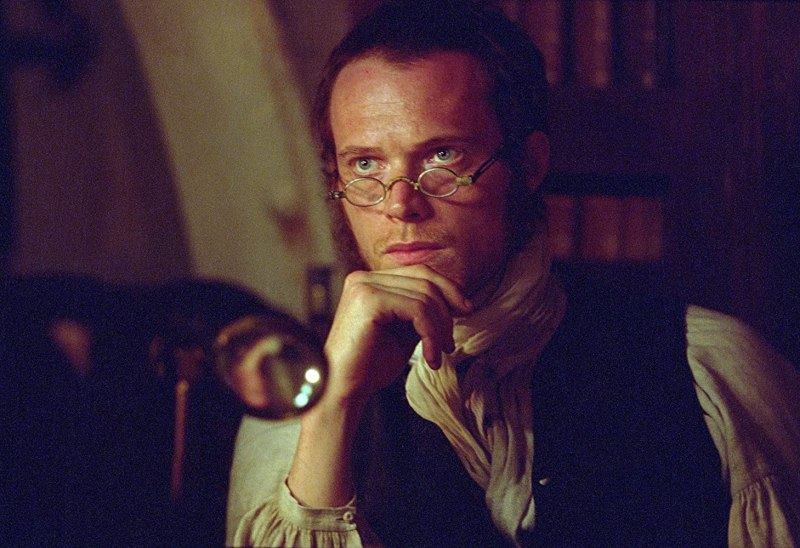 Paul Bettany in Master and Commander: The Far Side of the World (2003)