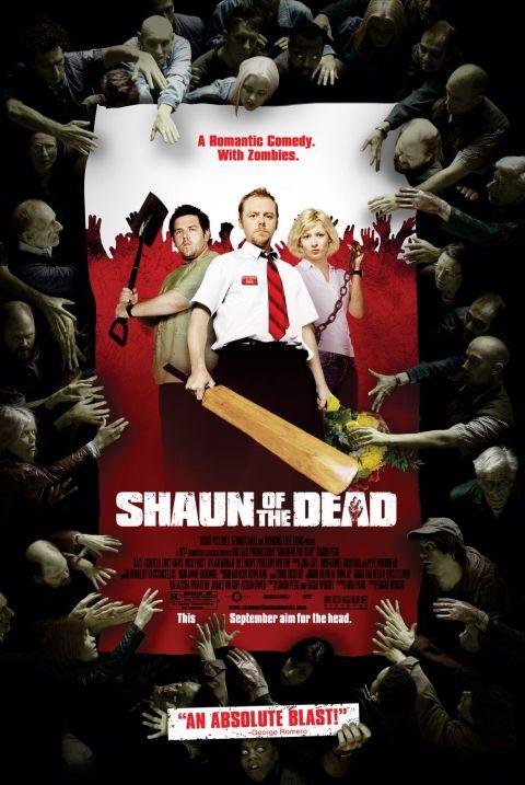 Download Shaun of the Dead (2004) {Hindi-English} 480p | 720p