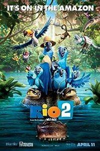 Rio 2 2014 Dual Audio Hindi 480p & 720p