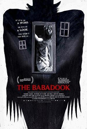 Poster do filme - O Senhor babadook - Crianças aflitas na janela