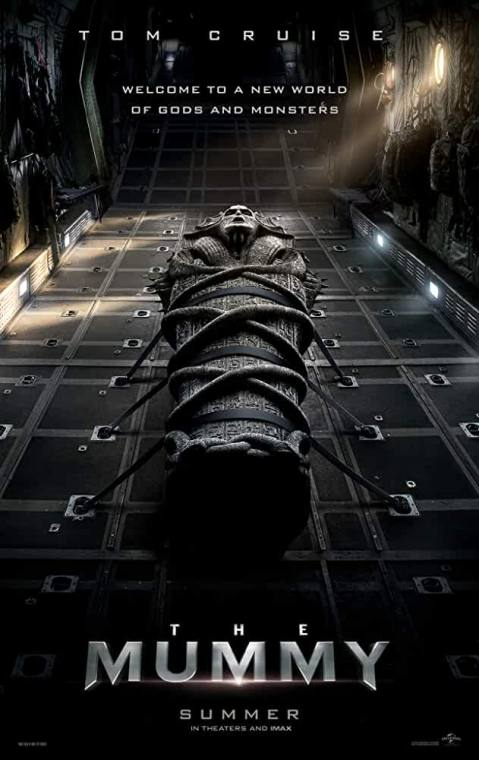 Download The Mummy (2017) Full Movie In Hindi-English (Dual Audio) Bluray 480p [350MB] | 720p [1.1GB] | 1080p [2.6GB]