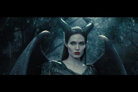 Angelina Jolie in Maleficent (2014)