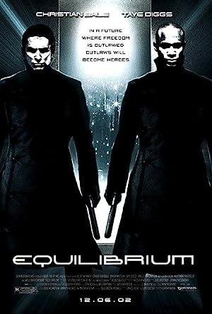 Download Equilibrium (2002) Dual Audio (Hindi-English) 480p [400MB] || 720p [1.2GB]