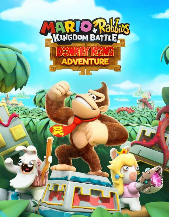 Mario Rabbids Kingdom Battle Donkey Kong Adventure Video Game 2018 Imdb