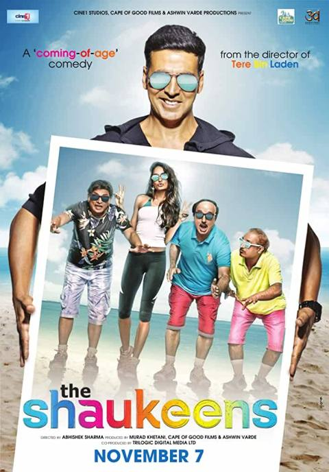 Download The Shaukeens (2014) Hindi 480p [400MB] | 720p [1.2GB] HDRip