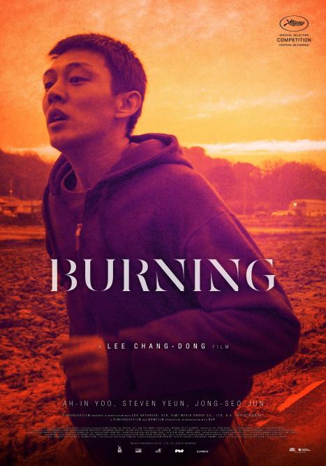 Image result for burning poster