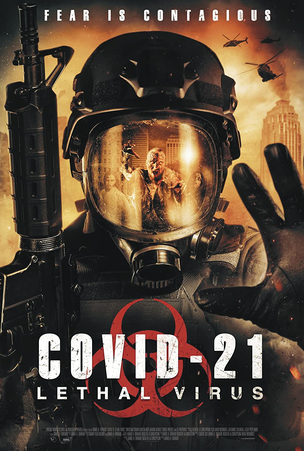 COVID-21 Lethal Virus (2021) Dual Audio 720p | 480p HDRip [Hindi – English] 900MB | 300MB Download