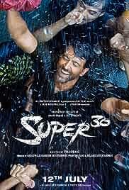 Download Super 30 (2019) Full Movie {Hindi} WebRip 480p | 720p