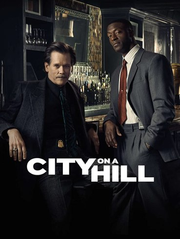 Kevin Bacon and Aldis Hodge in City on a Hill (2019)Top tv series of june 2019
