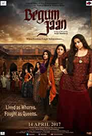Begum Jaan (2017) Hindi 720p HEVC HDRip x265 AAC ESubs Full Bollywood Movie [650MB]