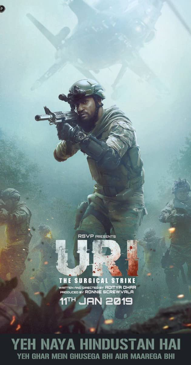 Image Result For Uri The Surgical Strike Watch Online