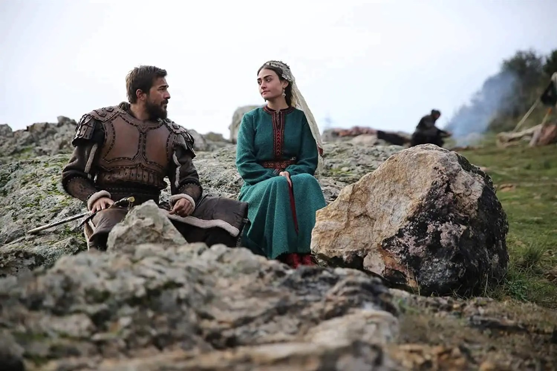 Dirilis: Ertugrul Season 1 Urdu Dubbed