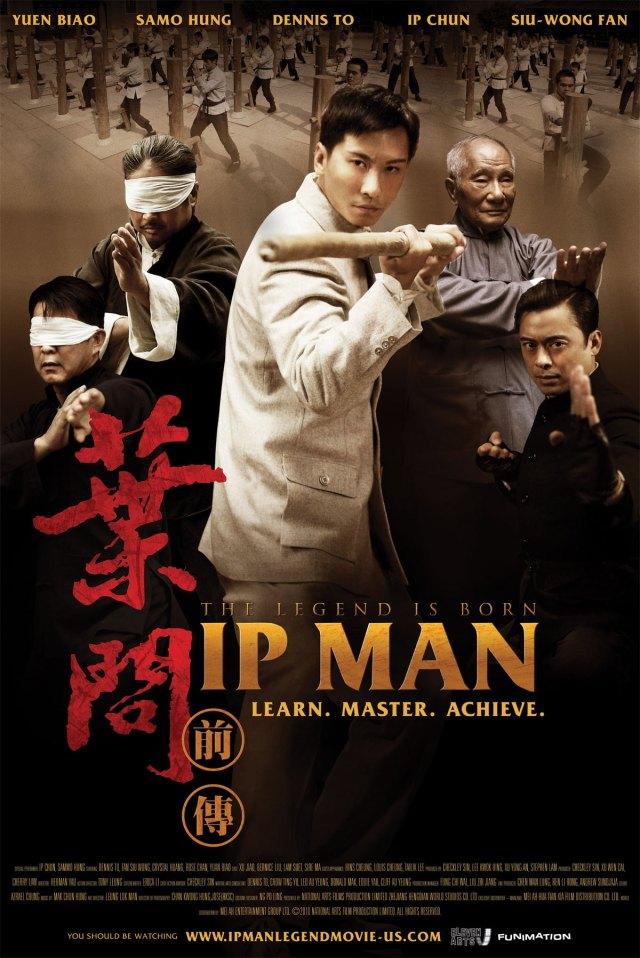 The Legend Is Born: Ip Man (2010) - IMDb