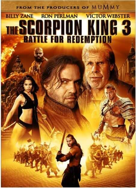 Download The Scorpion King 3 (2012) Dual Audio Full Movie {Hindi-Eng} 480p [400MB] | 720p [1GB]