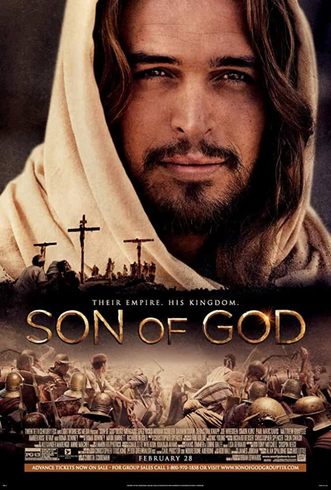 Son of God (2014) Dual Audio Hindi Full Movie 720P BluRay Esub at www.movies365.co
