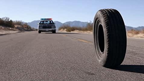 Rubber, the killer tyre film with Timon Singh