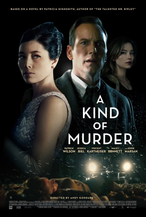 December 2016 Adaptations - A Kind of Murder Poster