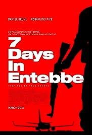 Entebbe Poster