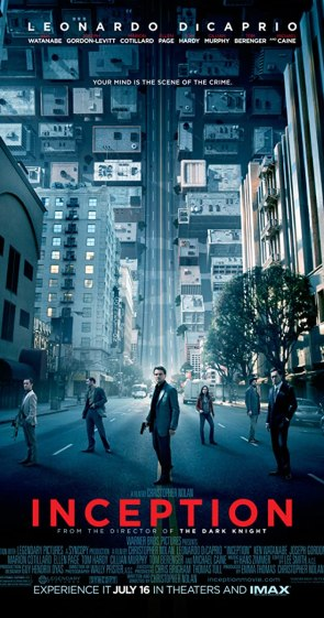 Inception (2010) -good action movies on Netflix
