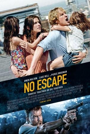No Escape (2015) - IMDb