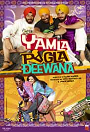 Yamla Pagla Deewana (2011) Hindi 720p HEVC BluRay x265 AAC ESubs Full Bollywood Movie [650MB]