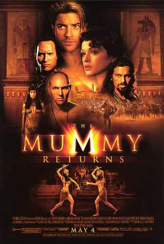 Download The Mummy Returns (2001) Full Movie In Hindi-English-Tamil (Multi Audio) Bluray 480p [500MB] | 720p [850MB] | 1080p [3.8GB]