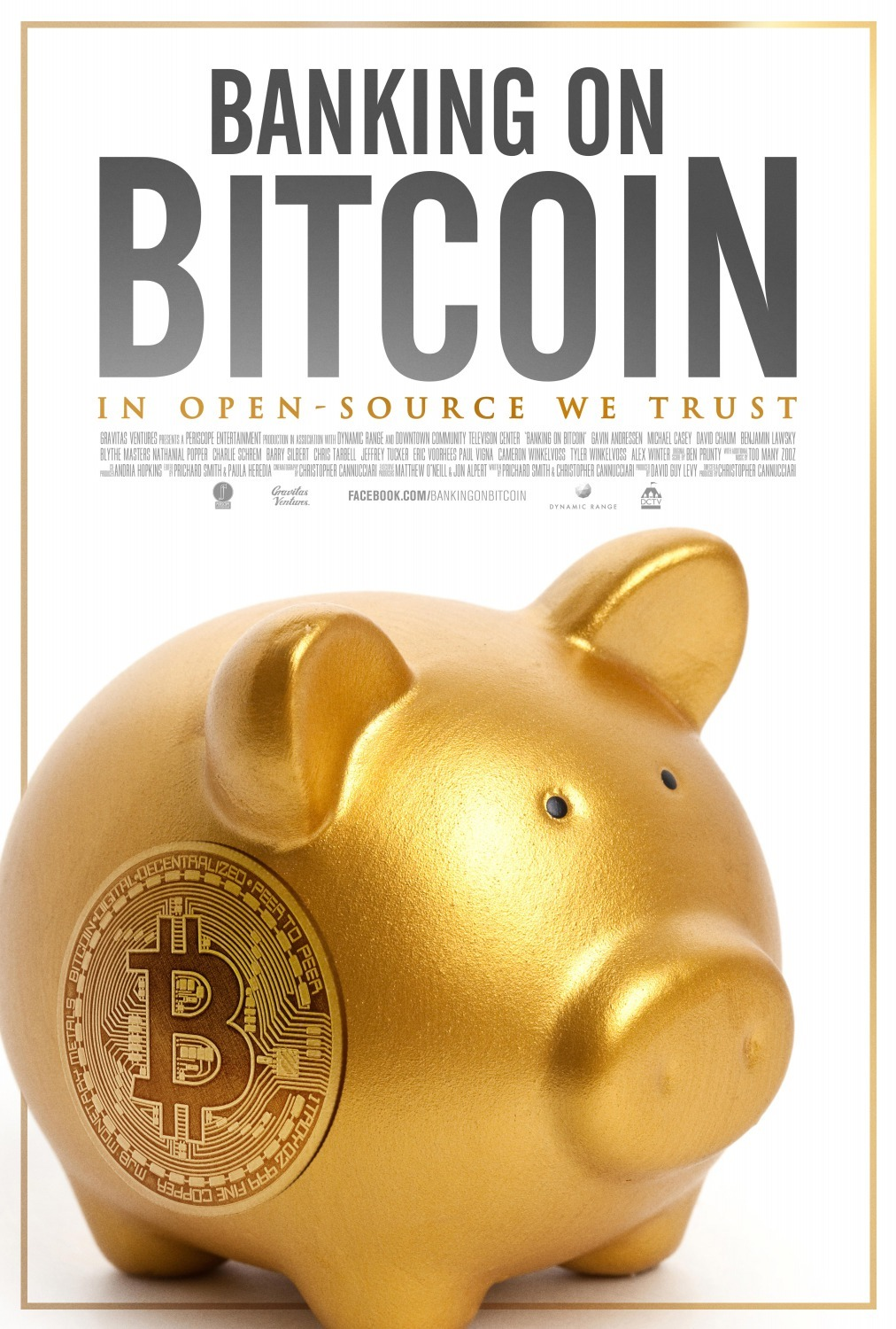 Banking on Bitcoin Movie at Best Stock Market movies article - Arable Life