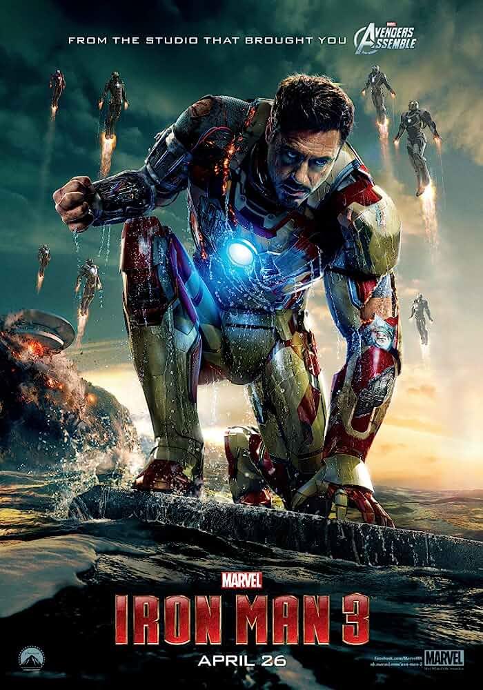 Iron Man 3 (2013) Full Movie Download In Hindi-English-Tamil (Multi Audio) Bluray 480p [427MB] | 720p [983MB] | 1080p [1.7GB]