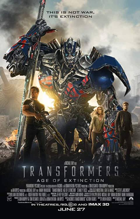 Download Transformers 4: Age of Extinction (2014) Dual Audio Hindi Movie 480p [500MB] | 720p [1.4GB] | 1080p [4.7GB]