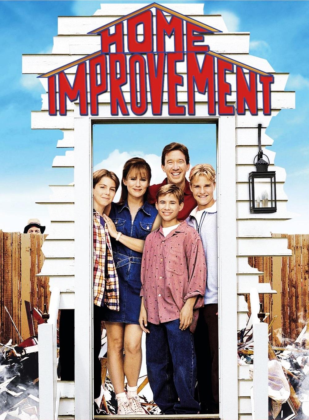 Home Improvement Tv Series 1991 1999 Imdb
