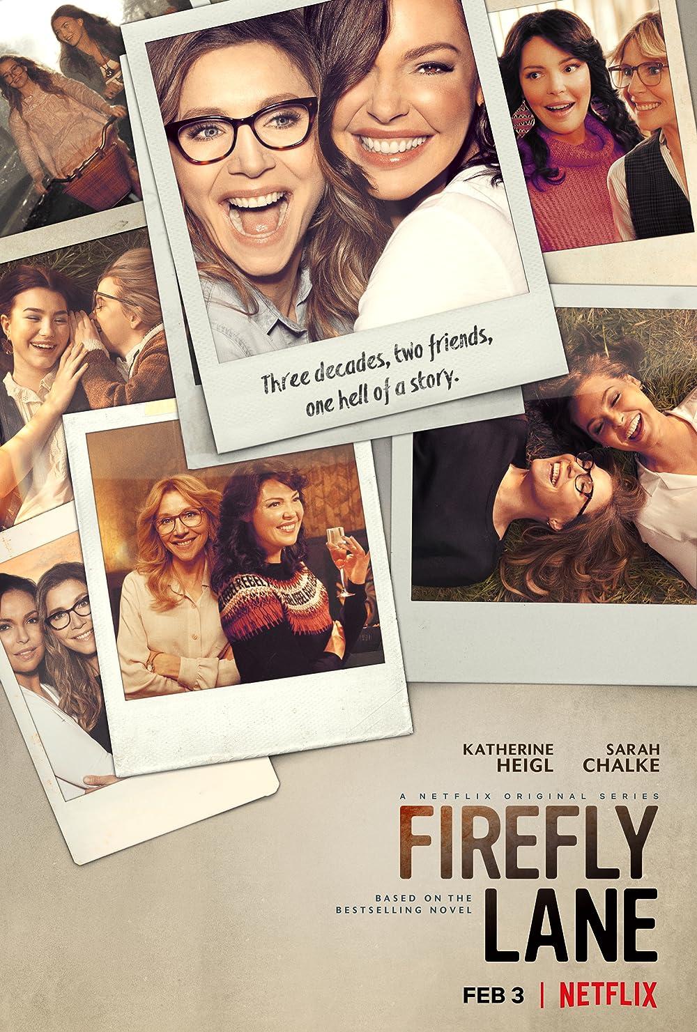 Download Firefly Lane 2021 S01 Complete Hindi Netflix Original Series 480p HDRip 1.6GB