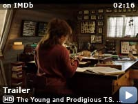The Young And Prodigious Ts Spivet 2013 Imdb