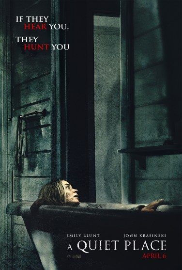 A Quiet Place (2018) - best horror movies to stream