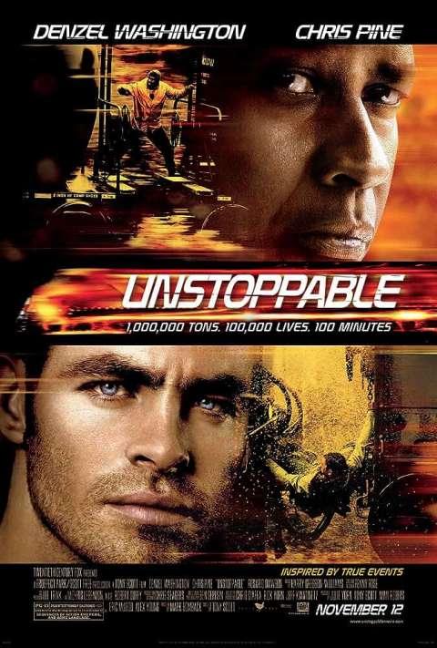 Download Unstoppable (2010) {Hindi-English} 480p [300MB]    720p [850MB]