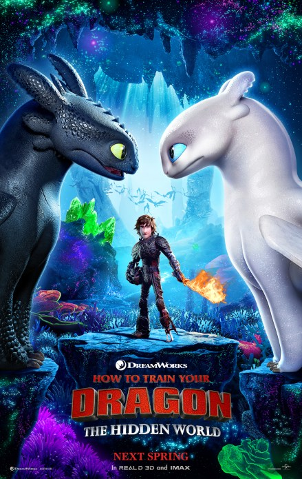 How to Train Your Dragon: The Hidden World (2019) - IMDb