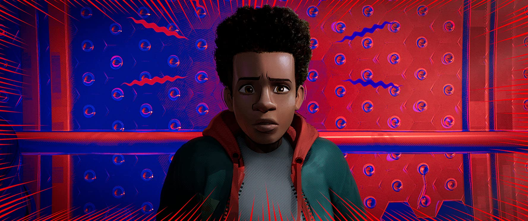 Spider-Man: Into the Spider-Verse / Sony Pictures. © 2019. All rights reserved.