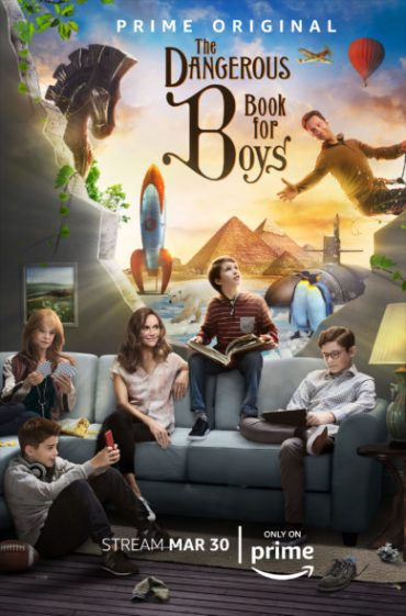 Download The Dangerous Book for Boys (Season 1) Dual Audio (Hindi-English) 720p [150MB]