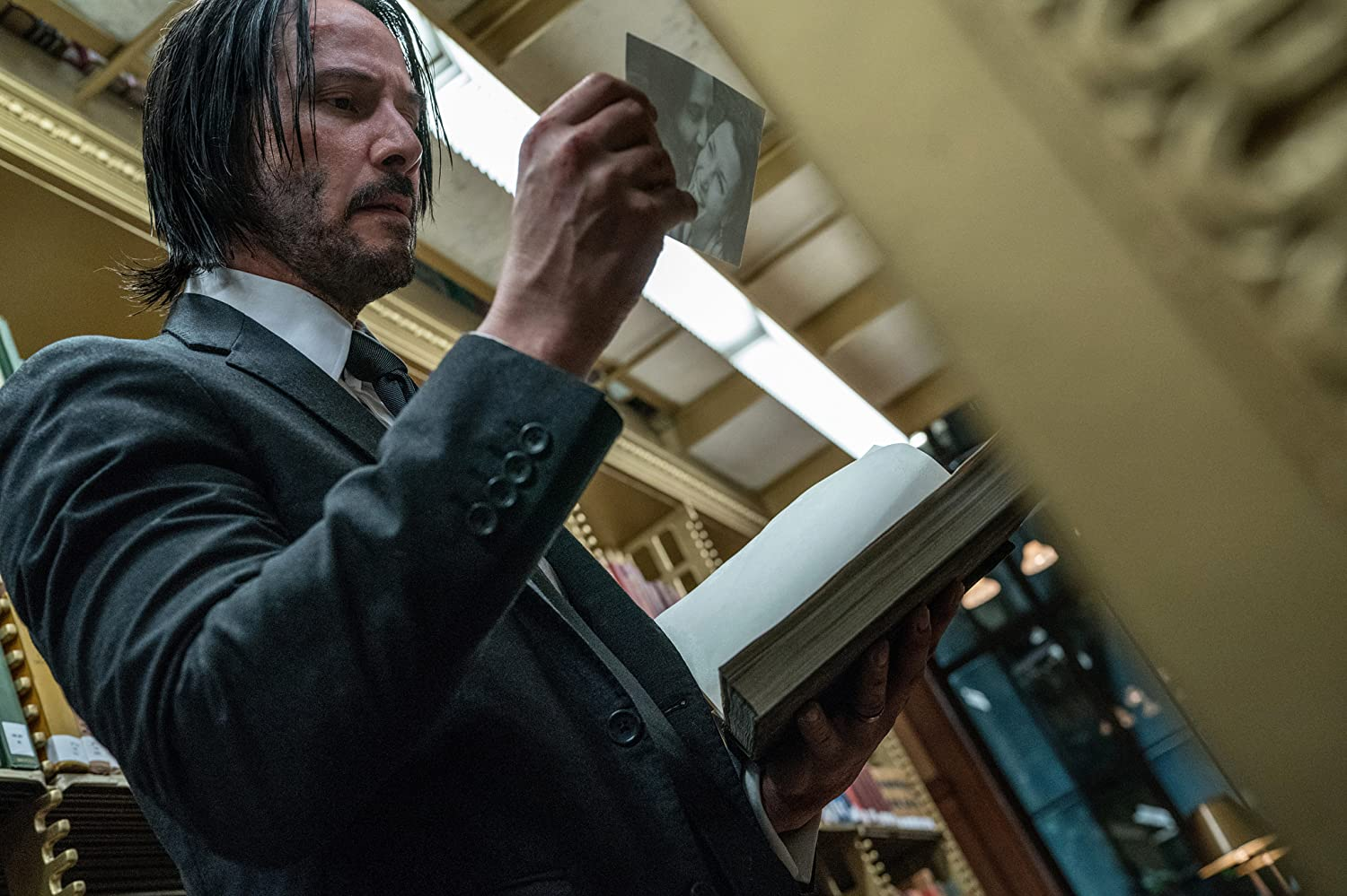 Keanu Reeves / John Wick: Chapter 3 - Parabellum / Lionsgate. © 2019. All rights reserved.