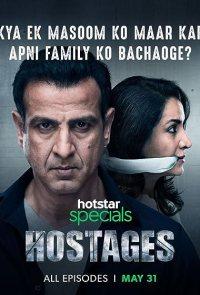 Hostages (2020) HEVC HDRip Hindi S02