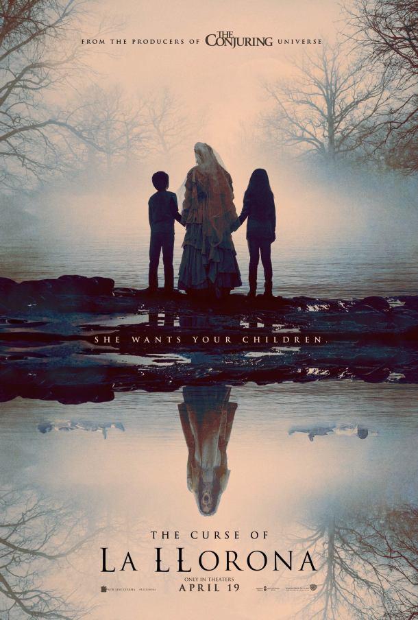 Resultado de imagen para the curse of la llorona poster