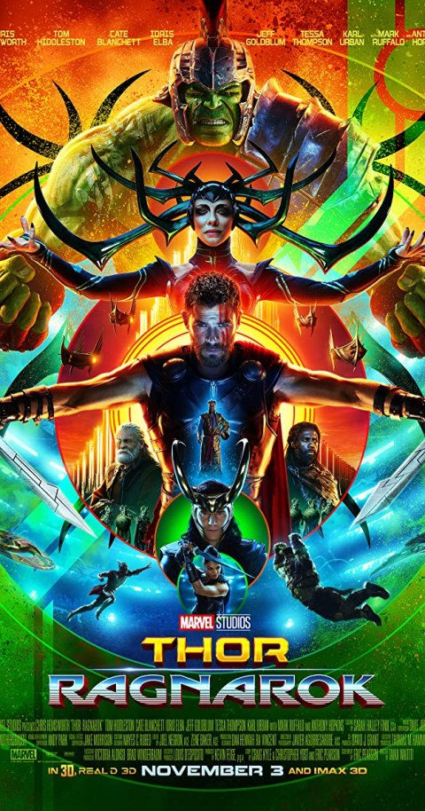 Download Thor: Ragnarok (2017) Full Movie In Hindi-English (Dual Audio) Bluray 480p [400MB] | 720p [1.2GB] | 1080p [4.4GB]