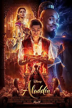 Download Aladdin (2019) Dual Audio {Hindi-English} Bluray 480p | 720p | 1080p