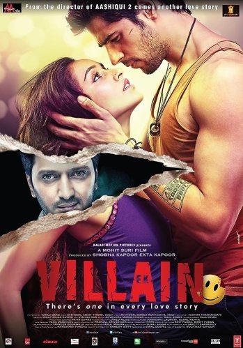 Ek Villain 2014 Hindi Movie 720p BluRay 950MB